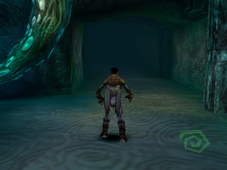 Legacy of Kain - Soul Reaver ingame screenshot
