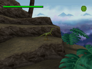 Lost World, The - Jurassic Park ingame screenshot