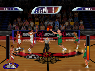 NBA Hoopz ingame screenshot