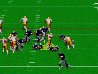 NFL Full Contact ingame screenshot