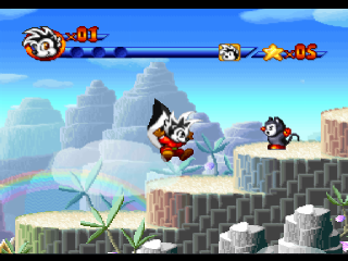Punky Skunk ingame screenshot