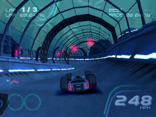 Rollcage - Stage II ingame screenshot