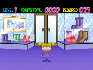 Rugrats - Totally Angelica ingame screenshot