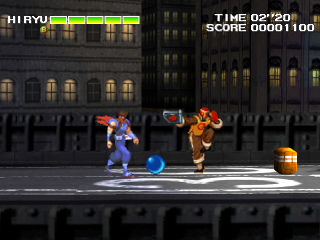 Strider 2 ingame screenshot