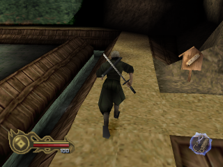 Tenchu 2 - Birth of the Stealth Assassins ingame screenshot