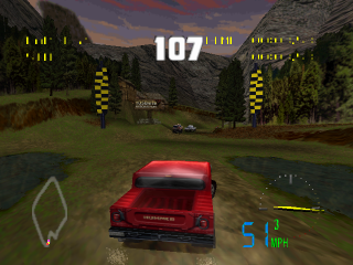 Test Drive Off-Road 3 ingame screenshot