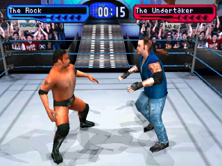 WWF SmackDown ! 2 - Know Your Role ingame screenshot