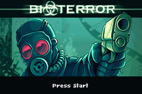 CT Special Forces - Bioterror title screenshot