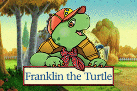 Franklin the Turtle title screenshot
