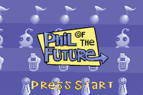 Phil of the Future title screenshot