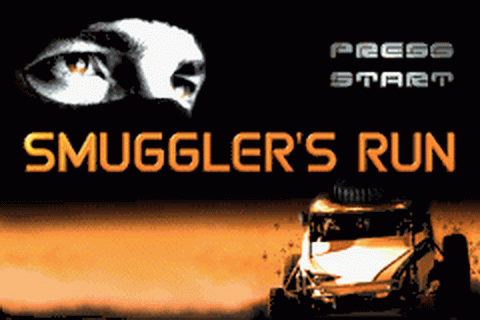 Smuggler's Run title screenshot