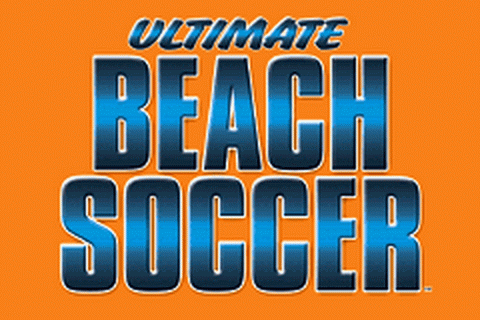 Ultimate Beach Soccer title screenshot