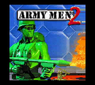 Army Men 2 title screenshot