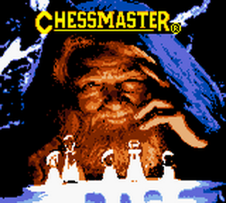 Chessmaster title screenshot