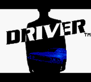Driver - You are the Wheelman title screenshot