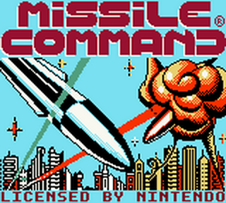 Play Missile Command Nintendo Game Boy Color online | Play retro ...