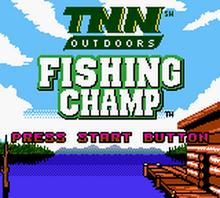 TNN Outdoors Fishing Champ title screenshot