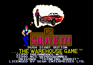 Shove It! ...The Warehouse Game title screenshot