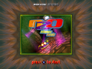 N2O - Nitrous Oxide title screenshot