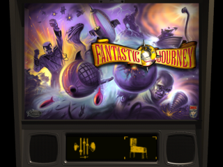 Pro Pinball - Fantastic Journey title screenshot