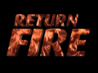 Return Fire title screenshot