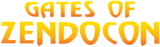 Gates of Zendocon, The logo