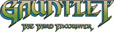 Gauntlet - The Third Encounter logo