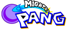 Mighty! Pang logo