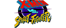 X-Men Vs. Street Fighter logo