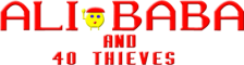 Ali Baba and 40 Thieves logo