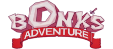 B.C. Kid : Bonk's Adventure logo