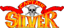Captain Silver logo