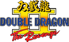 Double Dragon 2 : The Revenge logo