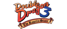 Double Dragon 3 - The Rosetta Stone logo