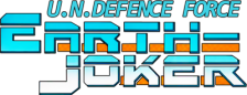 U.N. Defense Force : Earth Joker logo