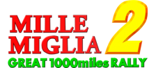 Great 1000 Miles Rally 2 : Mille Miglia 2 logo