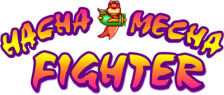 Hacha Mecha Fighter logo