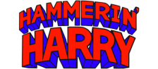 Hammerin' Harry logo