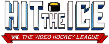 Hit the Ice logo