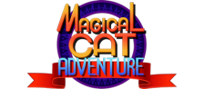 Magical Cat Adventure logo