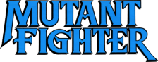 Mutant Fighter logo