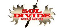 Sol Divide - The Sword Of Darkness logo