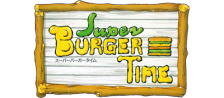 Super Burger Time logo
