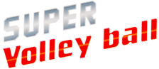 Super Volleyball logo