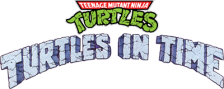Teenage Mutant Ninja Turtles - Turtles in Time logo