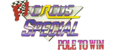 F1 Circus Special - Pole to Win logo
