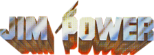 Jim Power - In Mutant Planet logo