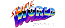 Slime World logo