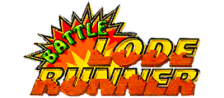 Battle Lode Runner logo