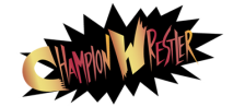 Champion Wrestler logo